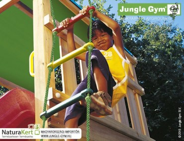 Jungle Gym Lodge