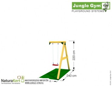 Jungle Gym 1-Swing X'tra modul