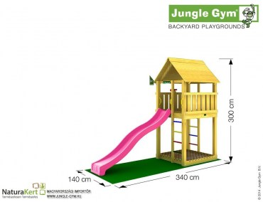 Jungle Gym Cabin