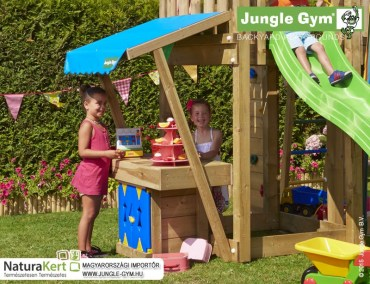 Jungle Gym mini üzlet