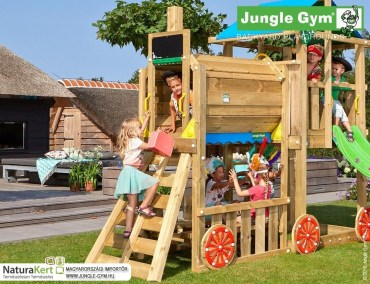 Jungle Gym vonat modul